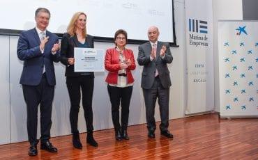 VisualNACert ganadora de los Premios 'EmprendedorXXI'