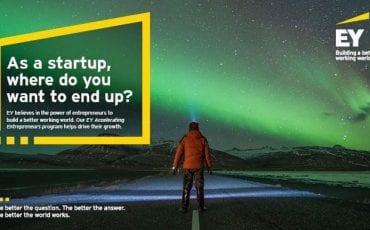 VisualNACert seleccionada para el programa 'EY Accelerating Entrepreneurs'