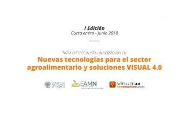 Nuevas Tecnologías aplicadas al Sector Agroalimentario